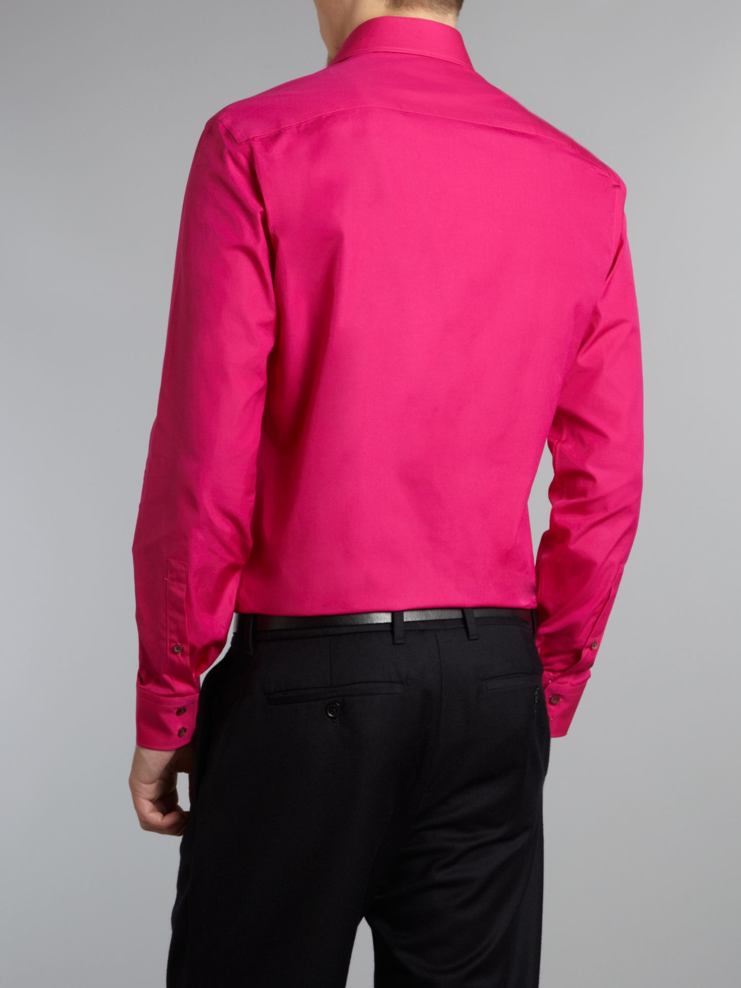 Bright Pink Shirt Mens Photo Album - Fashion Trends and Models