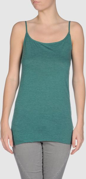 Michael Stars Sleeveless Top - Lyst