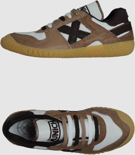 Munich Sneakers in Brown (khaki)