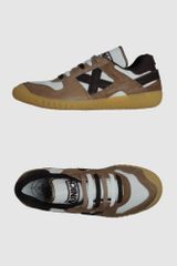 Munich Sneakers in Brown (khaki) - Lyst