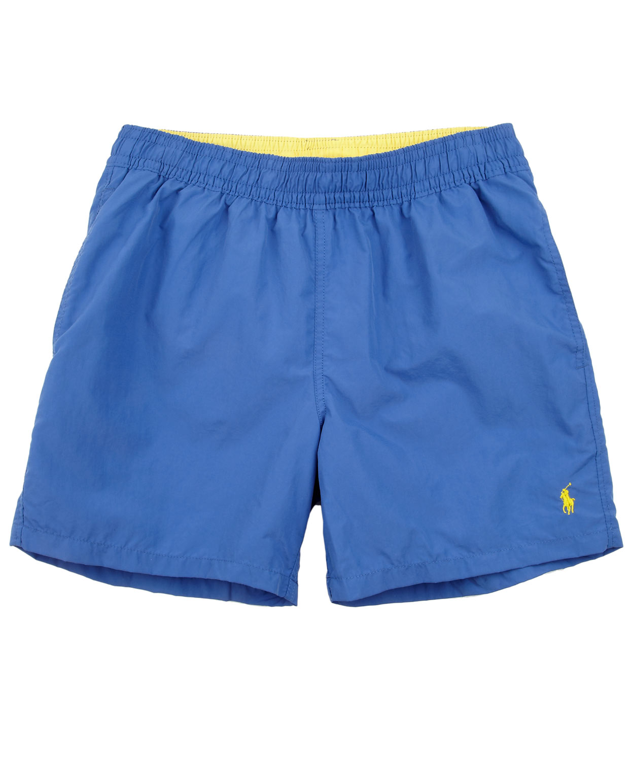 Polo ralph lauren Royal Blue Classic Swim Shorts in Blue for Men ...