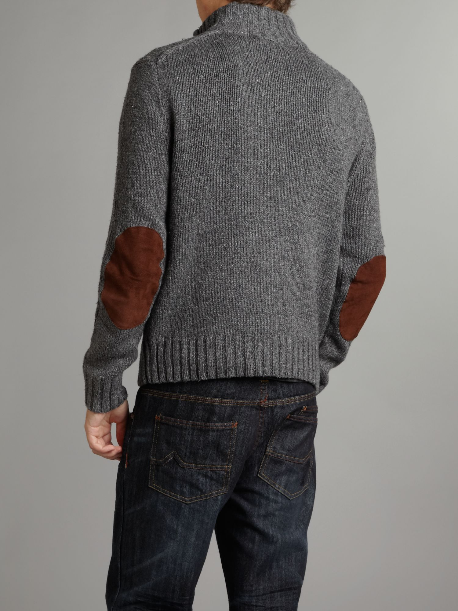 Mens Polo Sweaters Clothing