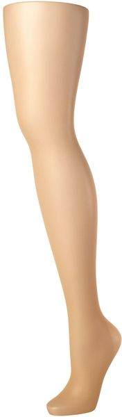 Pretty Polly 8d Sandal Toe Tights - Lyst