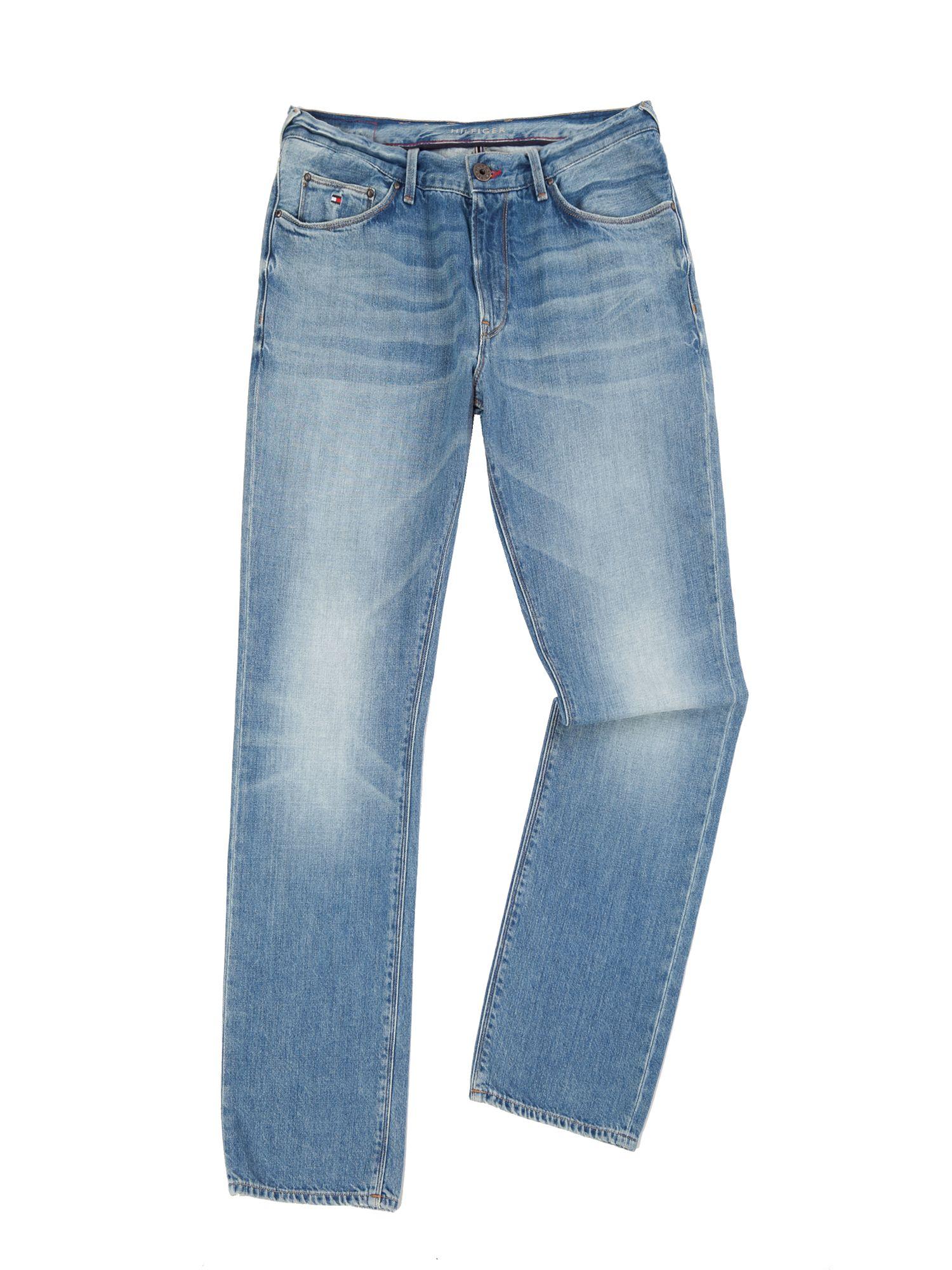 tommy hilfiger mercer venice blue jeans in blue for men lyst. Black Bedroom Furniture Sets. Home Design Ideas