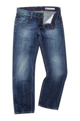 Tommy Hilfiger Rogar Regular Fit Medium Rise Denim Jeans - Lyst