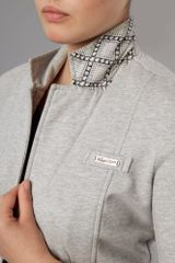 Tommy Hilfiger Sandy Heavy Knit Casual Blazer in Gray (grey) - Lyst