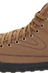 Tretorn Tretorn Terrang Mid Cc Outdoor Sneaker in Brown for Men (capers) - Lyst
