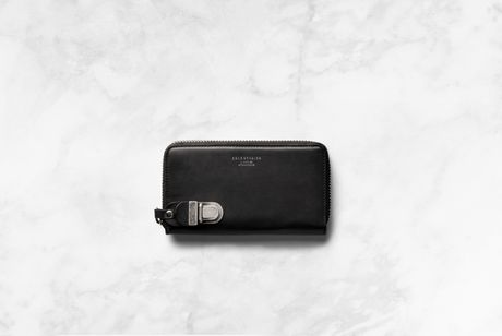 Acne Agate Lock in Black - Lyst