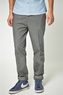 Asos Slim Fit Smart Trousers in Grey - Lyst