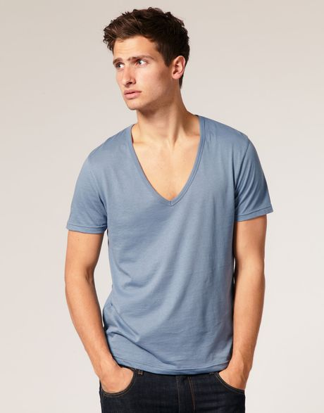 Shop a great selection of V-Neck T-Shirts for Men at Nordstrom Rack. Find designer V-Neck T-Shirts for Men up to 70% off and get free shipping on orders over $