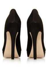 Carvela Axel Court Shoes in Black - Lyst