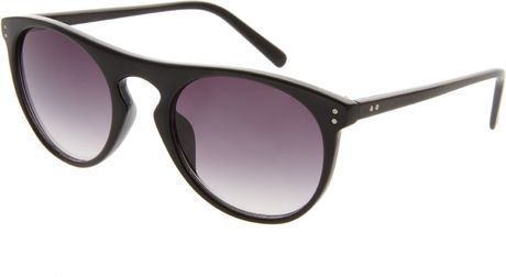 Cheap Monday Brooks Keyhole Sunglasses in Black for Men - Lyst