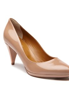 Hobbs Fenchurch Platform Plain Court Shoes - Lyst
