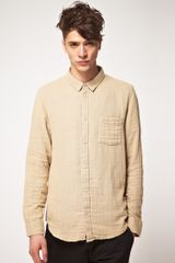 Cheap Monday Cheap Monday Loose Pocket Shirt - Lyst