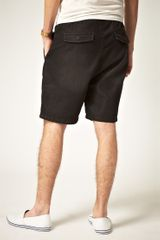 Cheap Monday Perry Shorts in Black for Men - Lyst