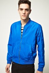 Cheap Monday Cheap Monday Douglas Bomber Jacket - Lyst