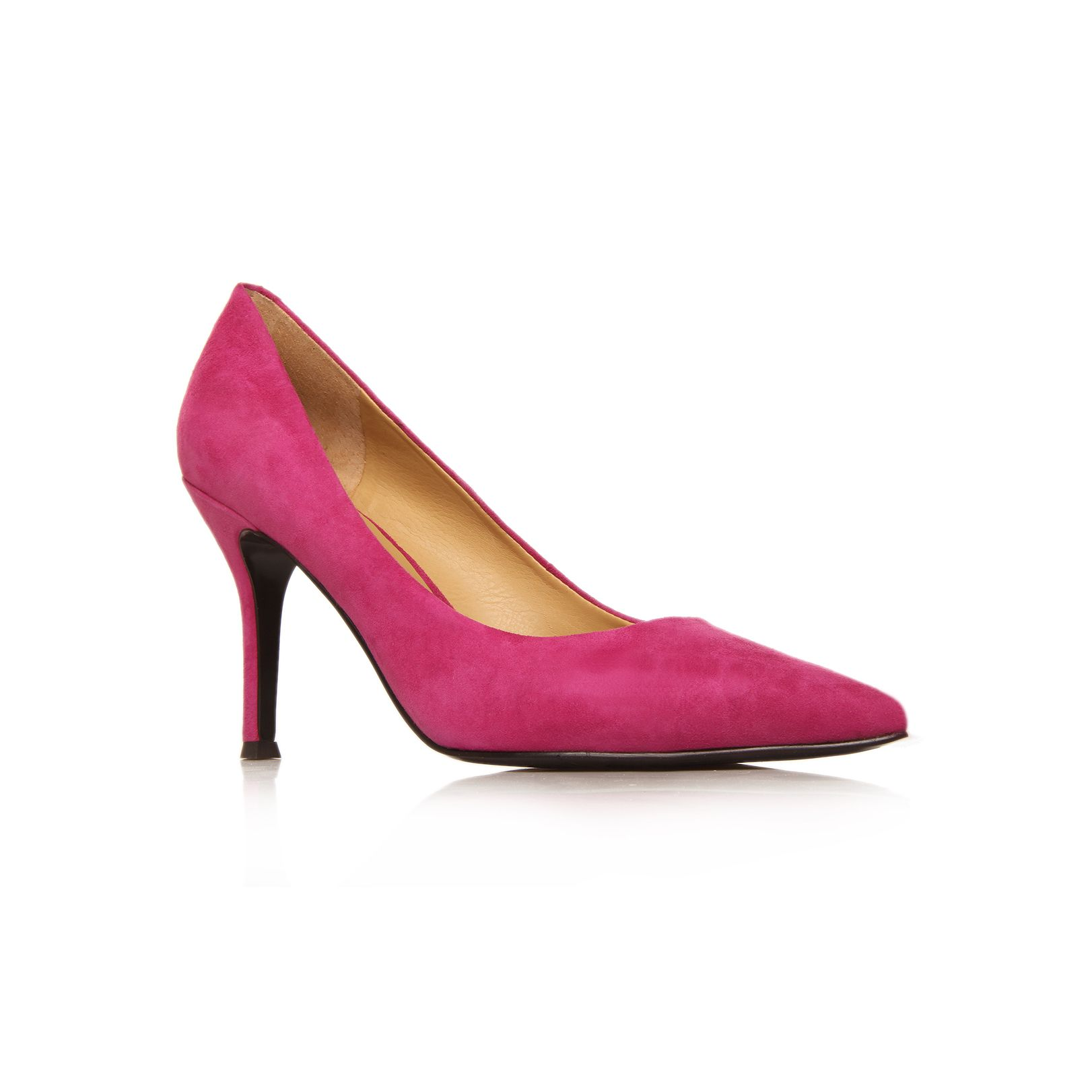 nine west flax court shoes in pink lyst