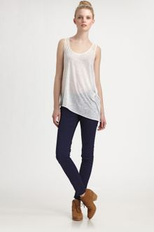 Rag & Bone The Denim Leggings - Lyst
