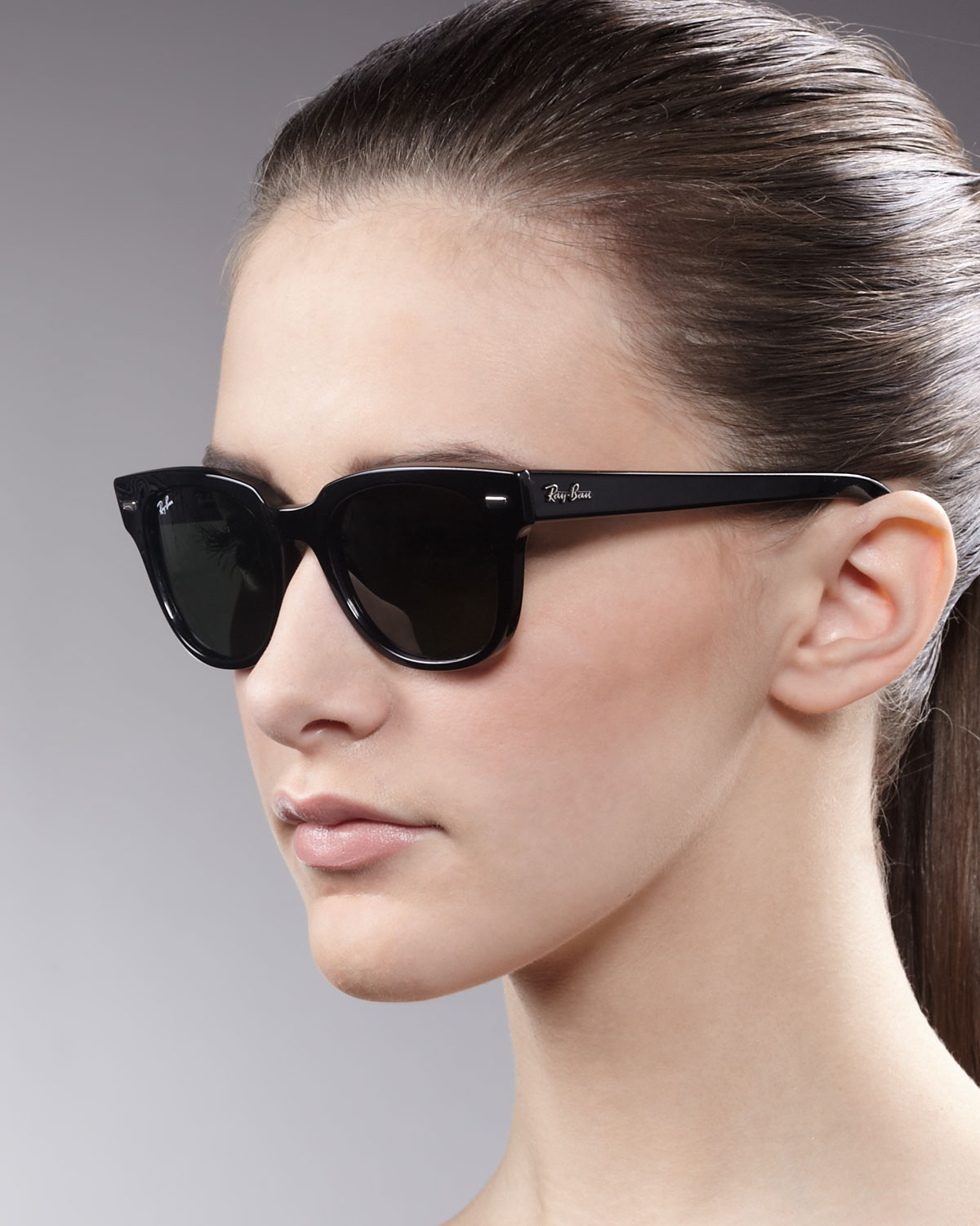all black ray ban wayfarer  Ray-ban Icons Wayfarer Sunglasses in Black