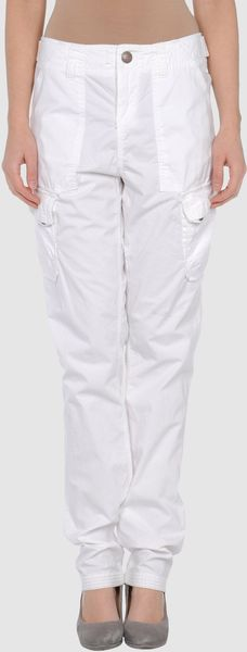 Tommy Hilfiger Denim Casual Trouser - Lyst