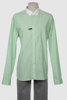 tommy-hilfiger-green-tommy-hilfiger-long-sleeve-shirts-product-1 ...