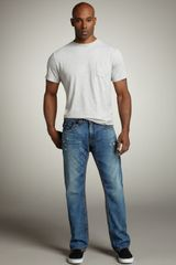 True Religion Ricky Trails End Jeans - Lyst