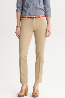 Banana Republic Sloan Fit Slim Ankle Pant - Lyst