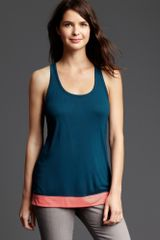 Gap Gap Pure Colorblock Tank - Lyst