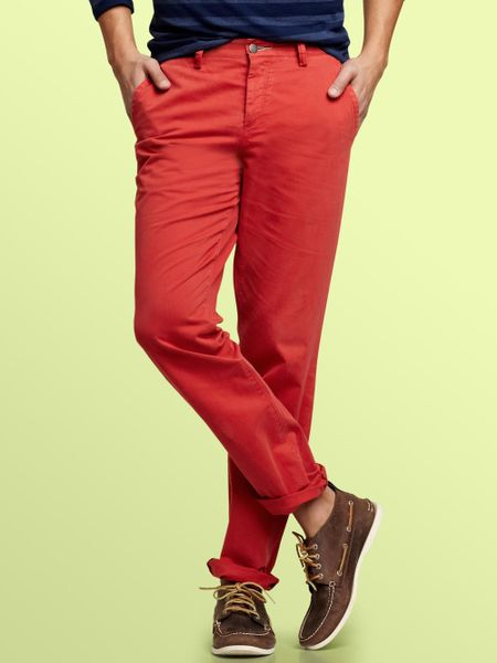 Find great deals on eBay for men red pants khakis. Shop with confidence.