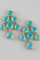 Kate Spade Chandelier Earrings  - Lyst