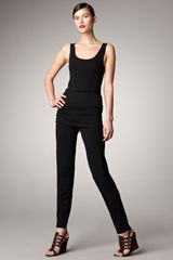 Donna Karan New York Modern Jersey Pants - Lyst