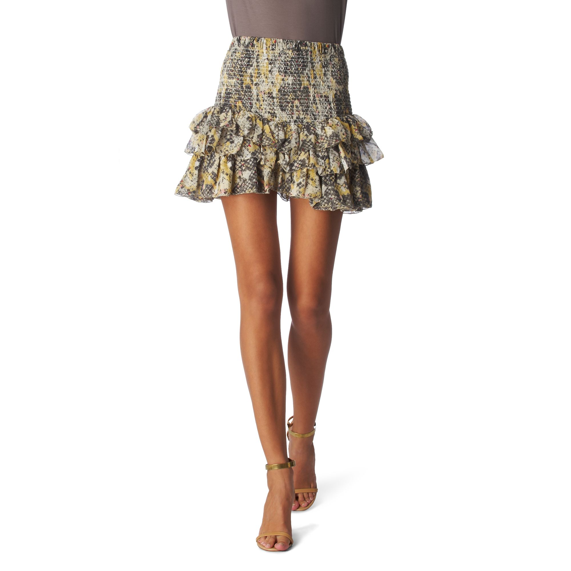 Isabel Marant skirts: Visit the online store and discover the collection of skirts from this season. Shop online now.