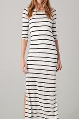 Mason by Michelle Mason Maxi Dress - Lyst