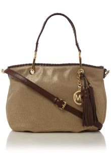 Michael by Michael Kors Bennet Canvas Tote Bag - Lyst