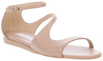 Stella McCartney Open Sandal - Lyst