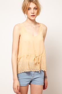 French Connection French Connection Cami Top - Lyst