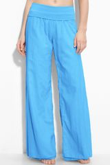 Hard Tail Voile Pants - Lyst