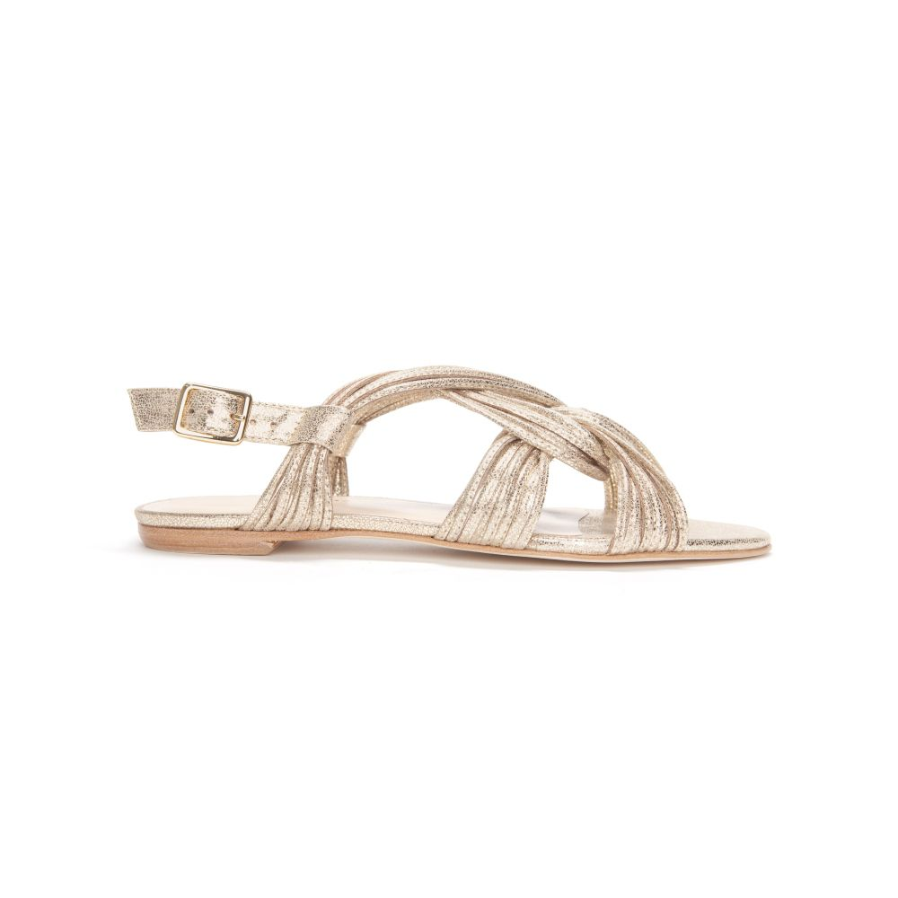 outlet authentic Loeffler Randall Metallic Filippa Sandals sale looking for T8YhB8ENV6