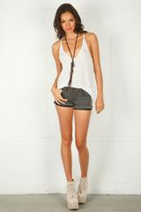 Nightcap Nightcap Clothing Denim Short - Lyst