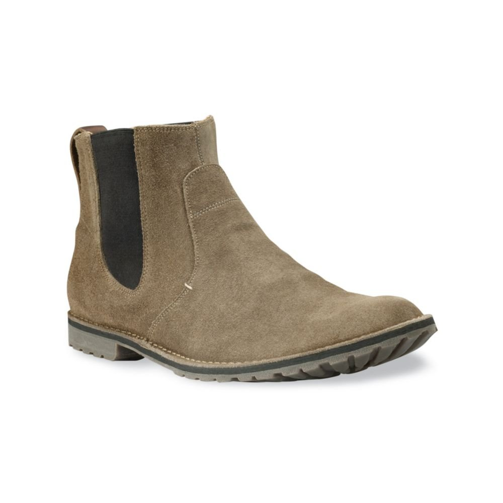 timberland earthkeepers chelsea boots in beige for men light brown suede lyst. Black Bedroom Furniture Sets. Home Design Ideas