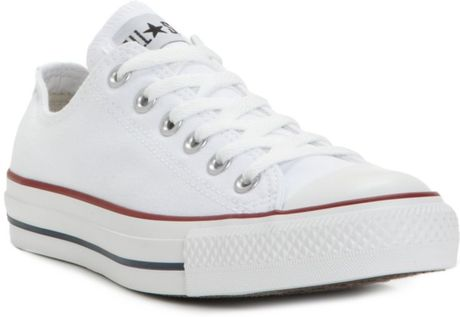 Converse Chuck Taylor All Star Sneakers in White for Men (optical white) - Lyst