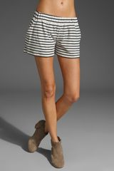 Demylee Sailor Stripe Short