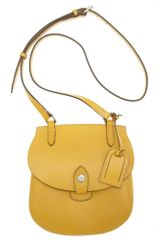 Dooney & Bourke Brasil Smooth Leather Crossbody Bag