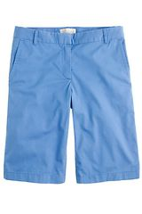 J.crew Summerweight Chino Short in Blue (sparkling sea) - Lyst