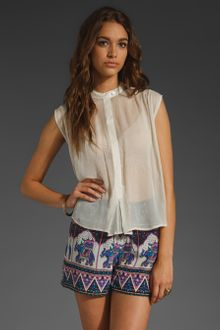 Winter Kate Lakshmi Blouse - Lyst