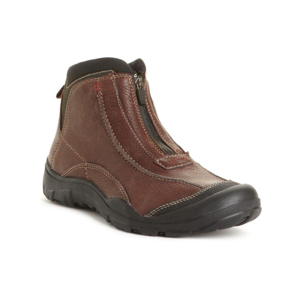 Clarks Desoto Waterproof Boots In Brown For Men brown