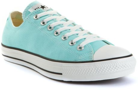 Converse Chuck Taylor All Star Oxford Sneakers in Blue (aruba blue) - Lyst