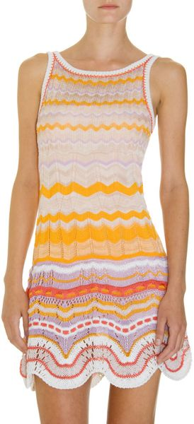 Missoni Canasta Dress - Lyst