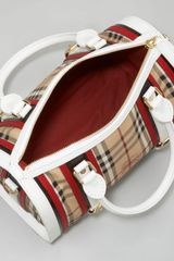 Burberry Check Bowler, Medium - Lyst