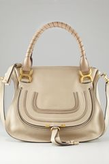 Chloé Marcie Small Shoulder Bag - Lyst